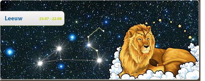 Leeuw - Gratis horoscoop van 25 februari 2020 paragnosten uit Aalst