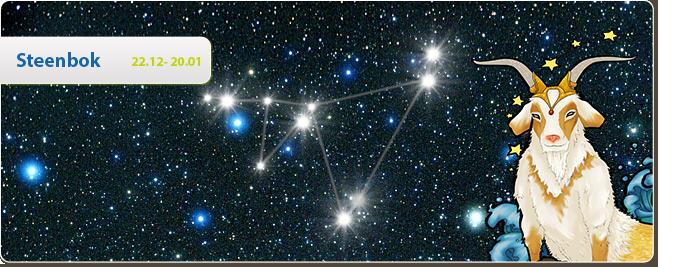 Steenbok - Gratis horoscoop van 28 februari 2021 paragnosten uit Aalst