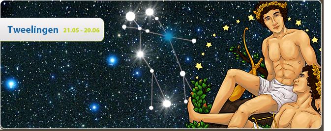 Tweelingen - Gratis horoscoop van 15 april 2021 paragnosten uit Aalst