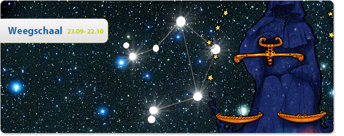 Weegschaal - Gratis horoscoop van 8 juli 2020 paragnosten uit Aalst